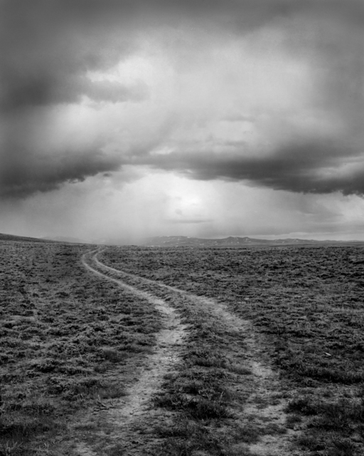 , 'The Road to Everywhere, Wyoming,' 2016, Photography West Gallery
