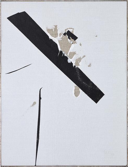 , 'Sin título,' 2016, Galería Heinrich Ehrhardt
