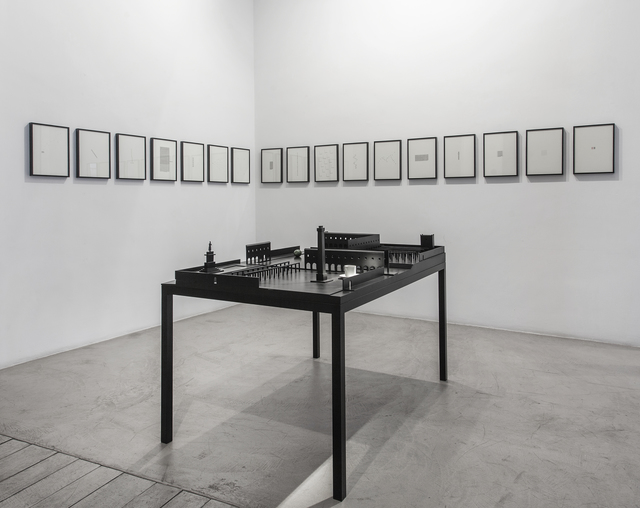 , 'Nocturnos (Xavier Villaurrutia),' 2016, Travesia Cuatro