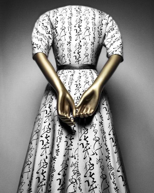", '""Quiproquo"" cocktail  dress (Christian Dior for House of Dior),' 1951, The Metropolitan Museum of Art"