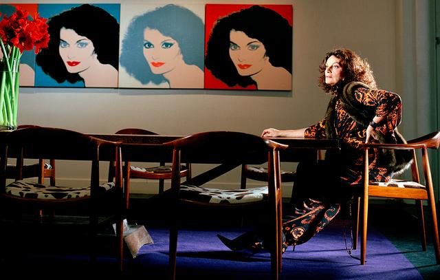 David Drebin, 'Diane Von Furstenberg', 2004, Isabella Garrucho Fine Art