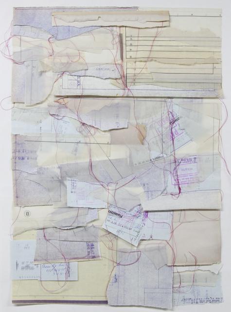 Kate Drewniak, 'Tracked', 2016, Tappan