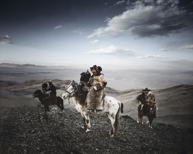 , 'VI 466, Altantsogts Bayan Olgii, Mongolia,' 2011, Bryce Wolkowitz Gallery