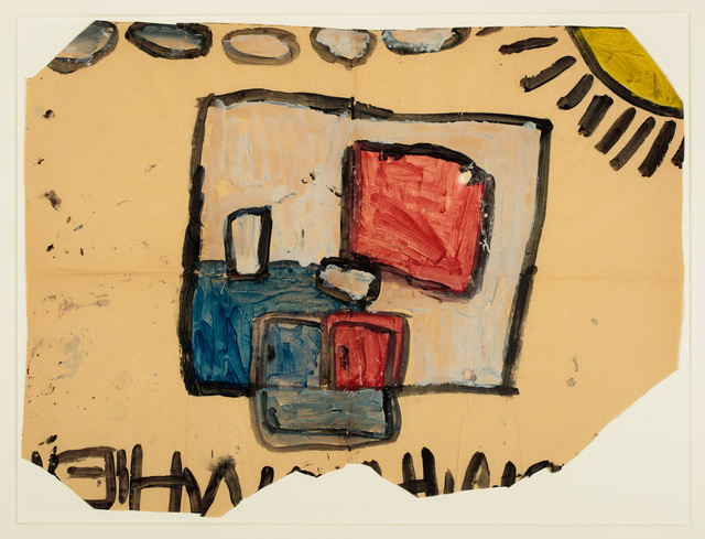 , 'Untitled (Red, White and Blue House),' 1972-1980, Ricco/Maresca Gallery