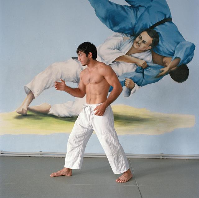 , 'Judo wrestler,' 2006, Anna Nova Gallery