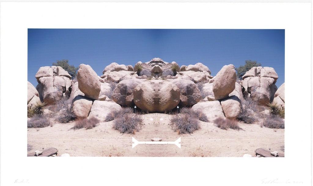 Ed Ruscha, 'Screw Head (Bowtie Landscapes),' 2003, Gagosian
