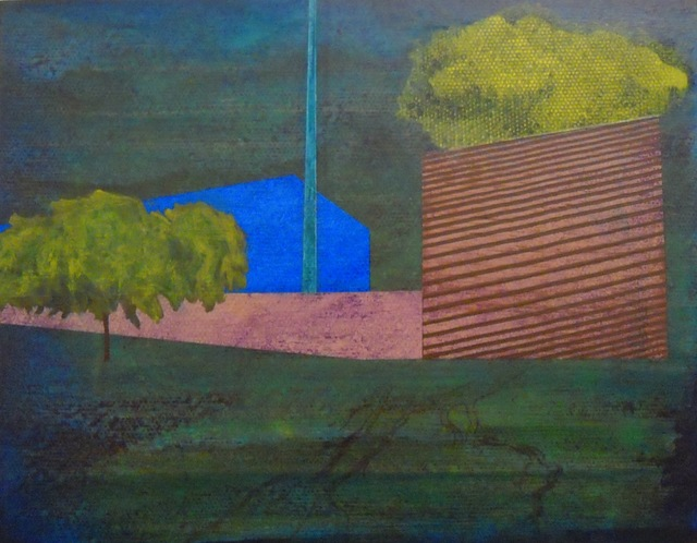 , 'Sliphouse,' 2012, Susan Eley Fine Art