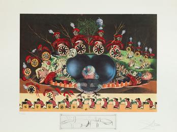 Salvador Dalí, 'Atavism (L'Atavisme),' 1971, Heather James Fine Art: Curator's Choice