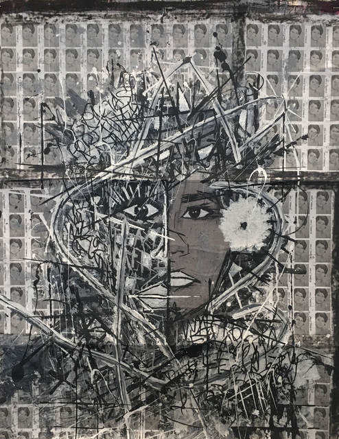 Franck de las Mercedes, 'Peacemaking Ballad For The Maternal Expressionist', 2019, The Directed Art Modern