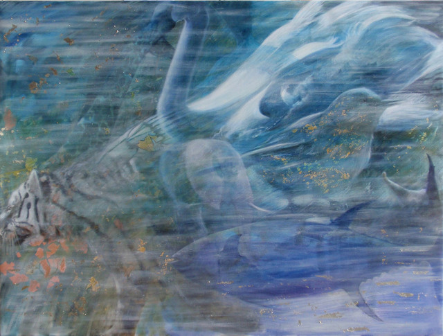 , 'Its All Connected Opus II,' , Addison/Ripley Fine Art