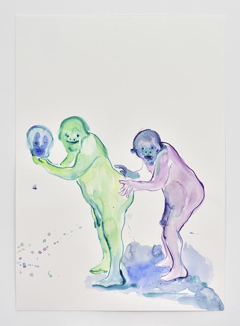 , 'C'est pas grave #1,' 2018, Galerie Thomas Bernard