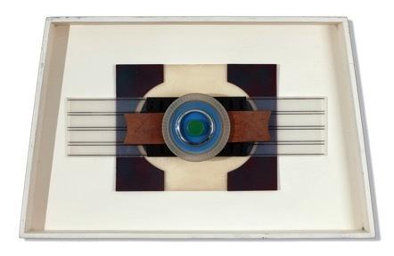 , 'Collage Rexos,' 1977, Leon Tovar Gallery