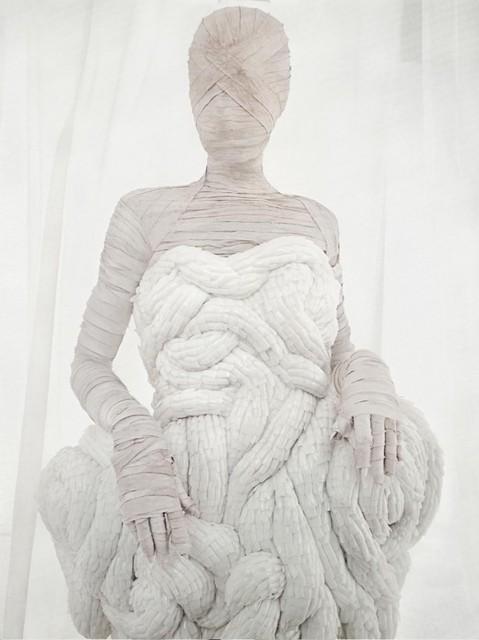 , 'Mummy in Nail Dress,' ca. 2014, Werkhallen // Obermann // Burkhard