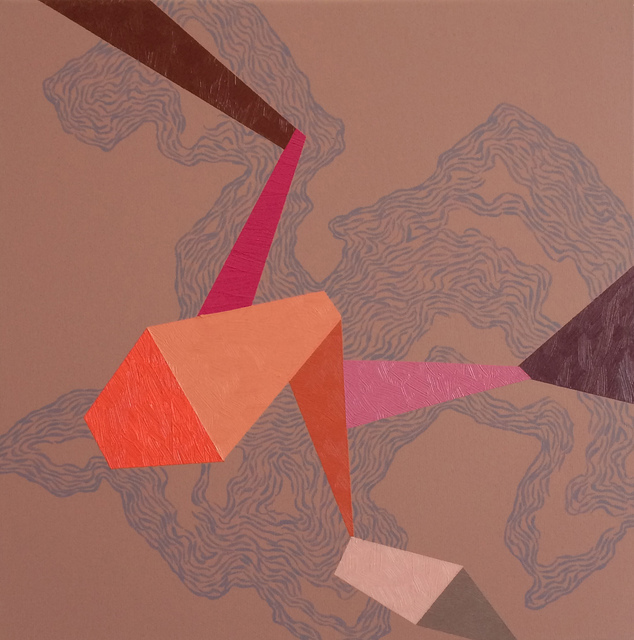 , 'Construction IV.,' 2016, Faur Zsofi Gallery