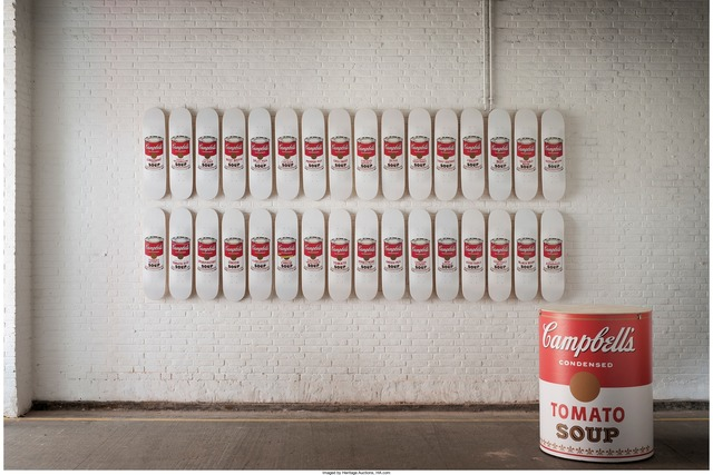 Andy Warhol, 'Campbell's Soup Cans', Heritage Auctions