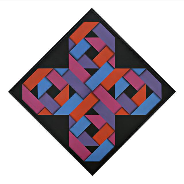 Omar Rayo, 'Rimmon', 1969, Latin Art Core
