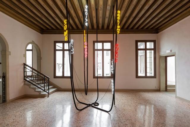 Arthur Duff, 'Gaslight still burns, Some portal, Excite zombie gases, Light edges', 2018, Marignana Arte