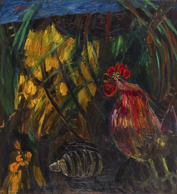 Bruno Cassinari, 'Meriggio con gallo', 1966, ArtRite