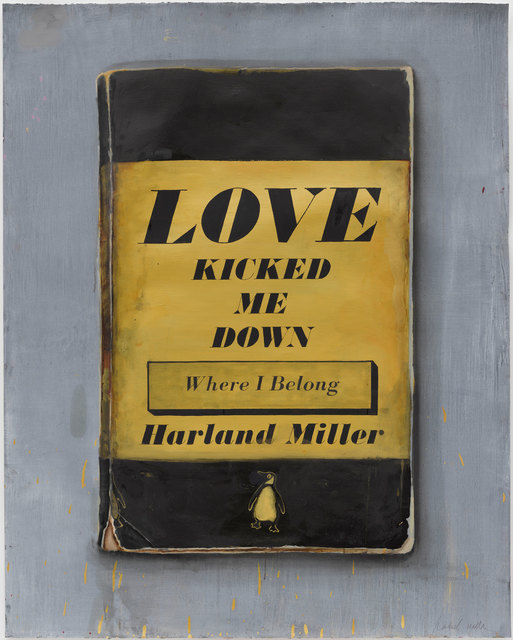 , 'Love Kicked Me Down (Where I Belong),' 2012, IKON Ltd. Contemporary Art