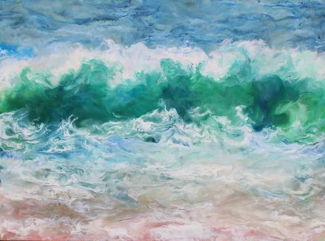, 'Beach Breeze,' , Chicago Art Source