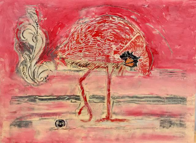 , 'Cardinal Red,' , koelsch gallery