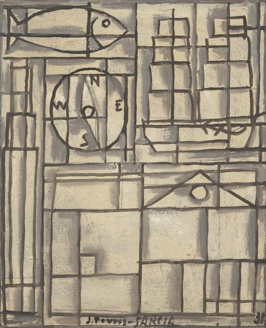 , 'Composition Constructiviste,' 1931, Galerie Natalie Seroussi