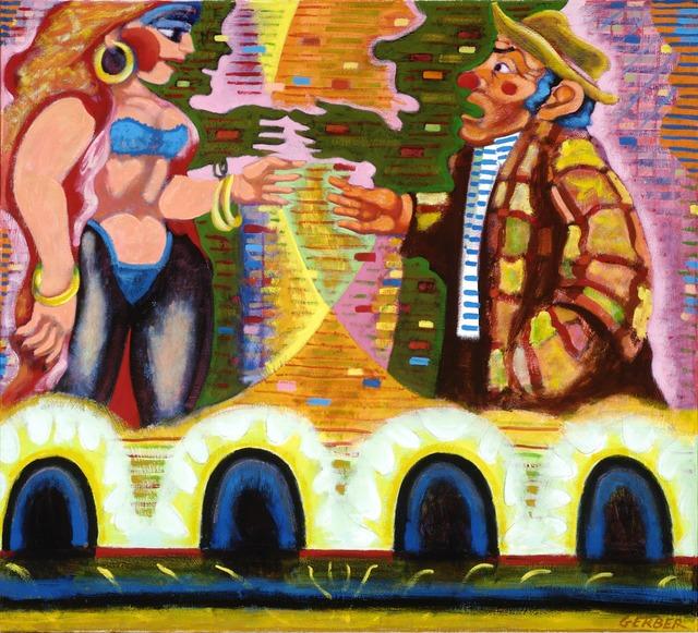, 'Burlesque,' 2003, RJD Gallery
