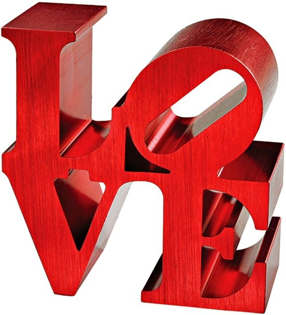 Robert Indiana, 'LOVE (Limited Edition Museum Replica)', ca. 2011, Alpha 137 Gallery Auction