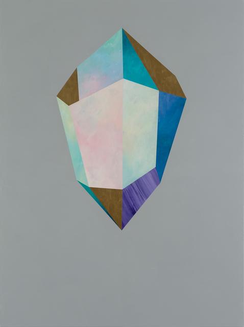 , 'Light Summoning Crystal,' 2017, parts gallery