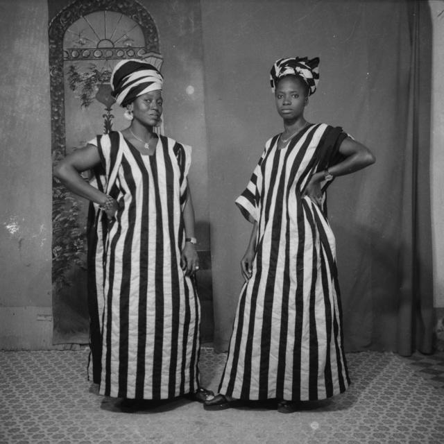 , 'Maliennes Coquettes,' 1969, M+B