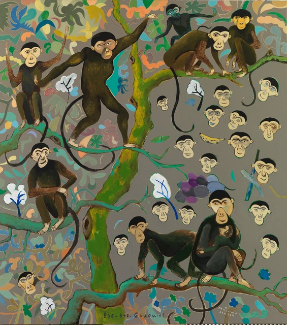 , 'Bye – Bye Gaugin,' 2011, Kalfayan Galleries