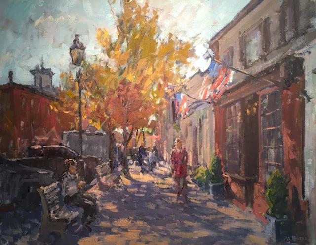 , 'Book Store, Main Street,' 2016, Grenning Gallery