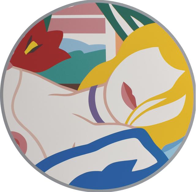 Tom Wesselmann, 'Blonde Vivienne', 1988, Gilden's Art Gallery