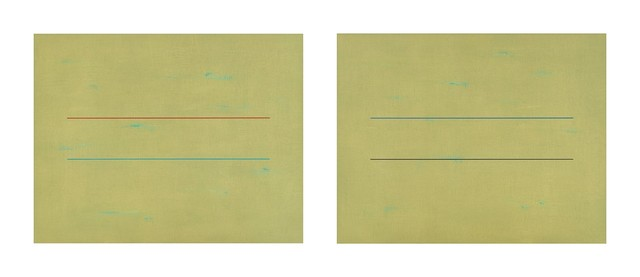 , 'Color Lines-05,' 2008, Double Square Gallery
