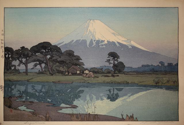 , 'Suzukawa,' 1935, Ronin Gallery