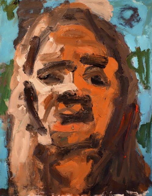 , 'Portrait of a Man (Neil),' 2014, Stuart & Co. Gallery