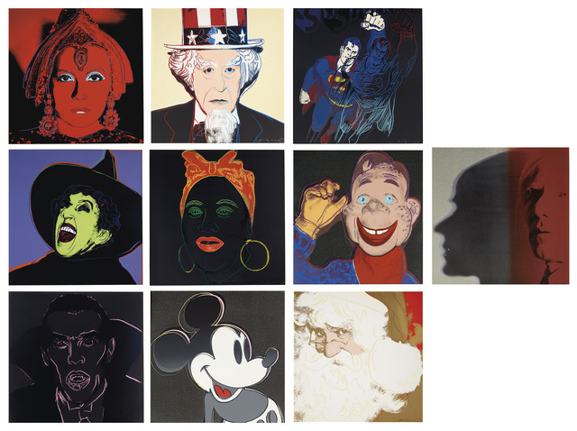 Andy Warhol, 'Myths', 1981, Christie's