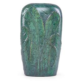 Vase with feathers, Newburyport, MA