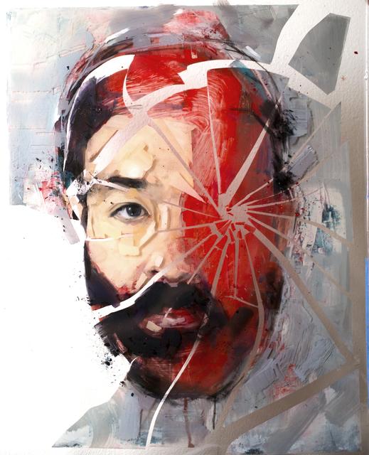 , 'No New Wave (Self-Mutilation),' 2015, Abend Gallery