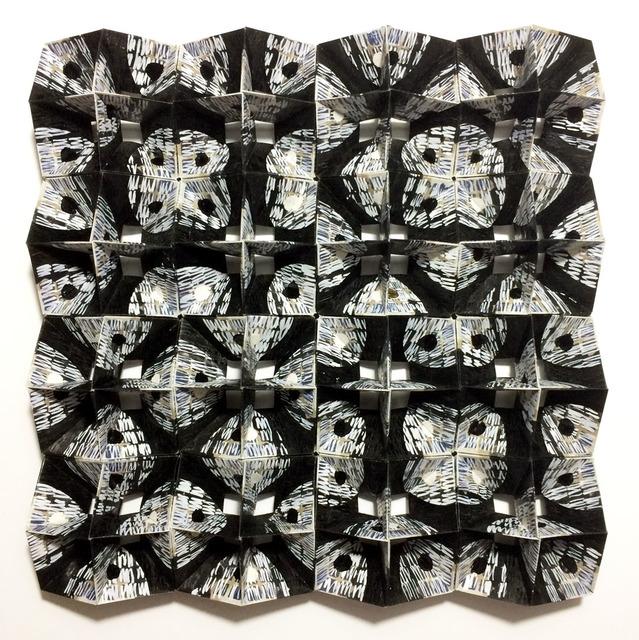 , 'Plates,' 2016, BoxHeart