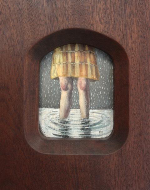 , 'Rising Water (Miniature),' 2018, bo.lee gallery
