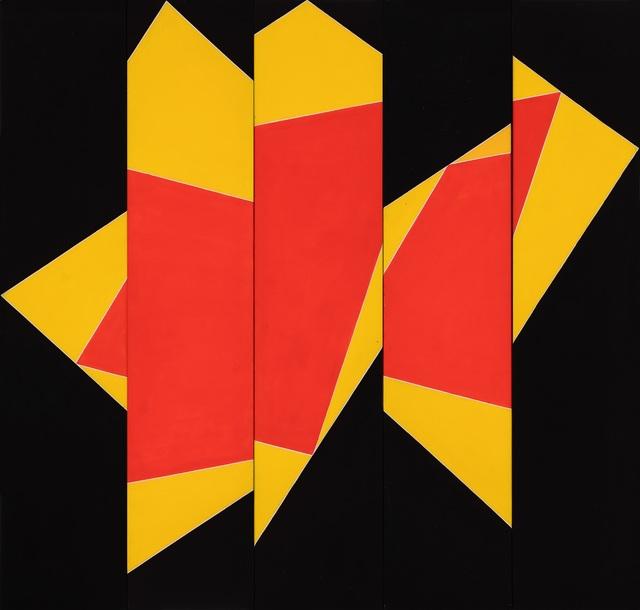 , 'Concerto Concreto,' 1988, Ronie Mesquita Galeria