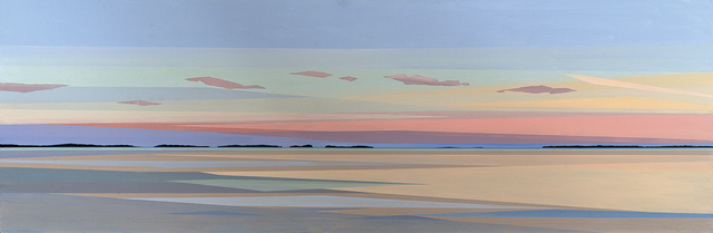 , 'Greta Van Campen Islands on the Horizon,' , Dowling Walsh