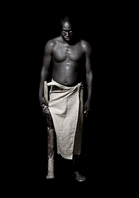 , 'Marrons # 1,' 2010, Mariane Ibrahim Gallery
