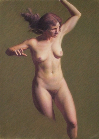 , 'Study for Apollo and Daphne,' , Gallery Victor Armendariz