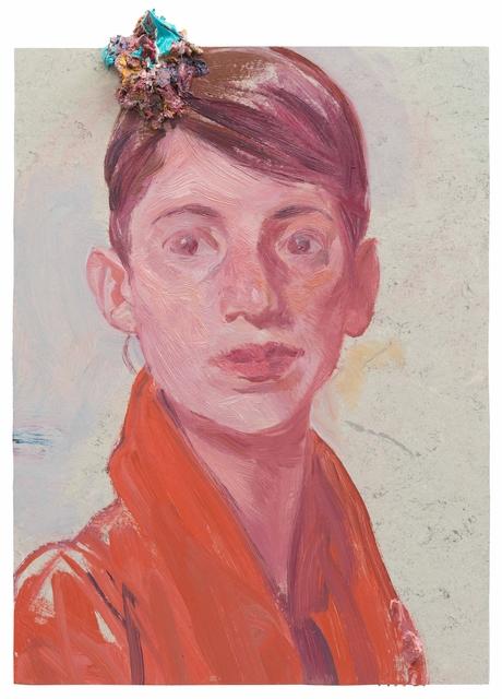 , 'Orange,' 2017, Galerie Thomas Fuchs