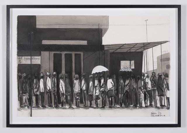 , 'Home Affairs,' 2018, Goodman Gallery