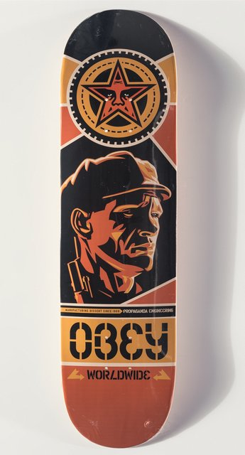 Shepard Fairey, 'Untitled', Heritage Auctions