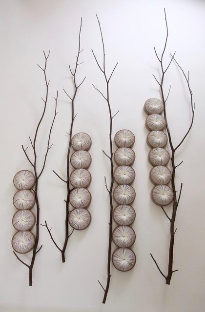 , 'Sekka (Snowflake),' 2016, jaggedart