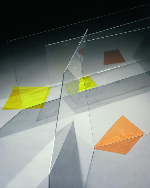 , 'Transposition 12,' 2014, Wentrup